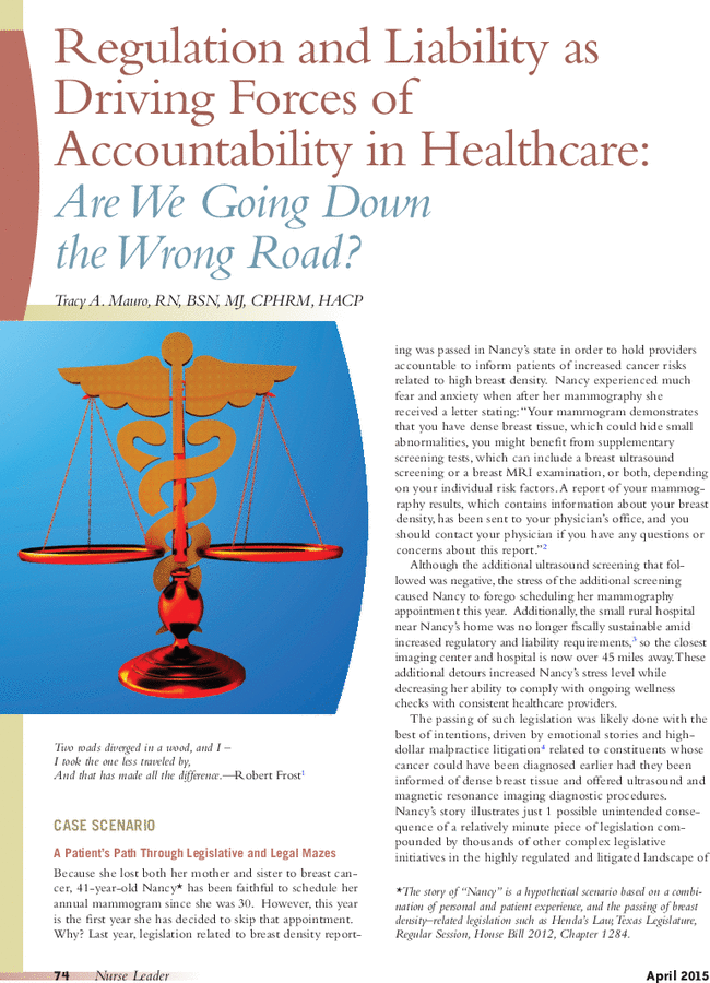 liability and accountability Legal definitions of responsibility, accountability and liability the connection between these terms for registered children's nurses, students and healthcare support workers are discussed, along with the implications for professional practice.